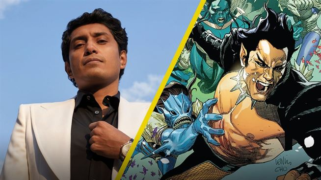 Black Panther 2 Tenoch Huerta would be Namor in the