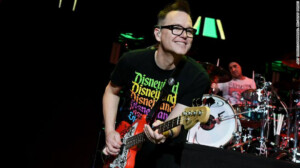 Blink-182's Mark Hoppus announces he has cancer