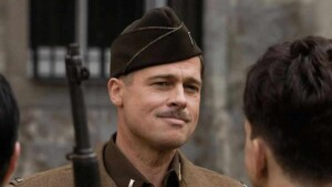 Brad Pitt why he accepted the role of Inglorious Basterds