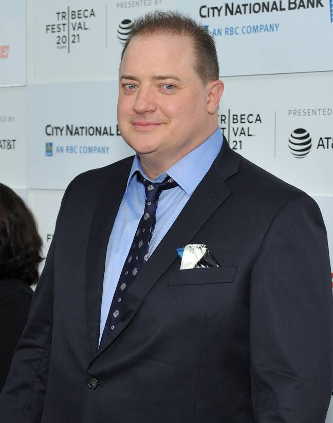 Brendan Fraser looks radically different as he makes rare public appearance