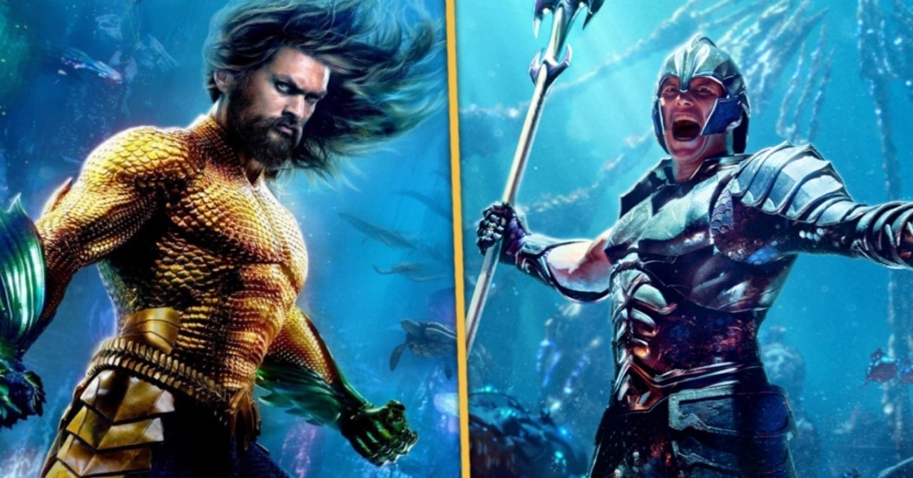 """CM - Patrick Wilson teases """"Bigger and Better"""" Aquaman 2 by James Wan - Cameroon Magazine"""