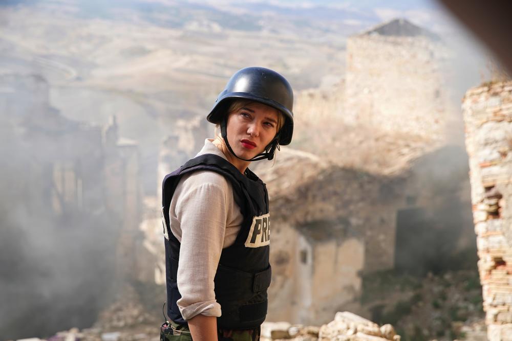 Cannes Film Festival D –6 Lea Seydoux screened in three