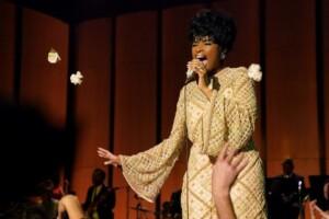 Carole King y Jennifer Hudson reescribieron Here I Am Singing
