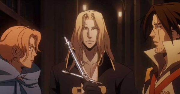 Castlevania: spin-off starring two characters from Symphony of the Night confirmed   Tomatazos