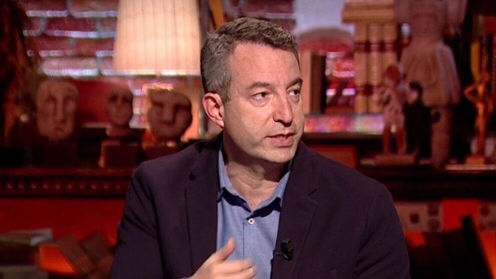 Cesar Carballo insulta a un analista del coronavirus en plena