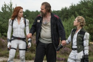 Check out the first reactions on the Black Widow movie