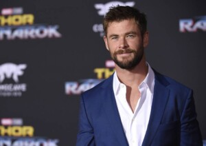 Chris Hemsworth An Exemplary Hollywood Father People Entertainment