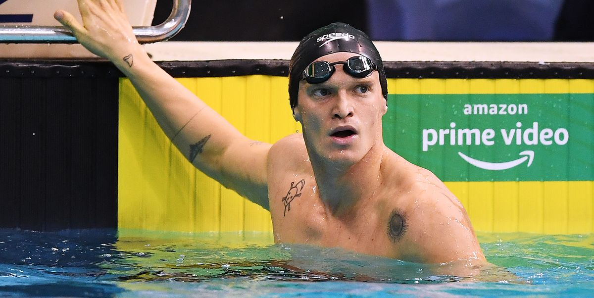 Cody Simpson, from singer to Olympic swimmer: achieves his personal best in 100 meters freestyle