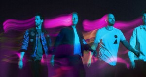 Coldplay confirms Music of the spheres at Higher power video