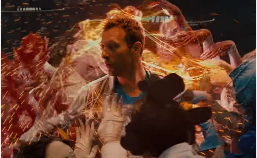 Coldplay heads on a stellar journey with their video Higher