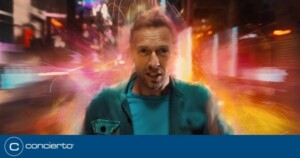 Coldplay travels to space and dance with aliens in Higher