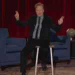 Conan O'Brien says goodbye to late night shows after 30 years