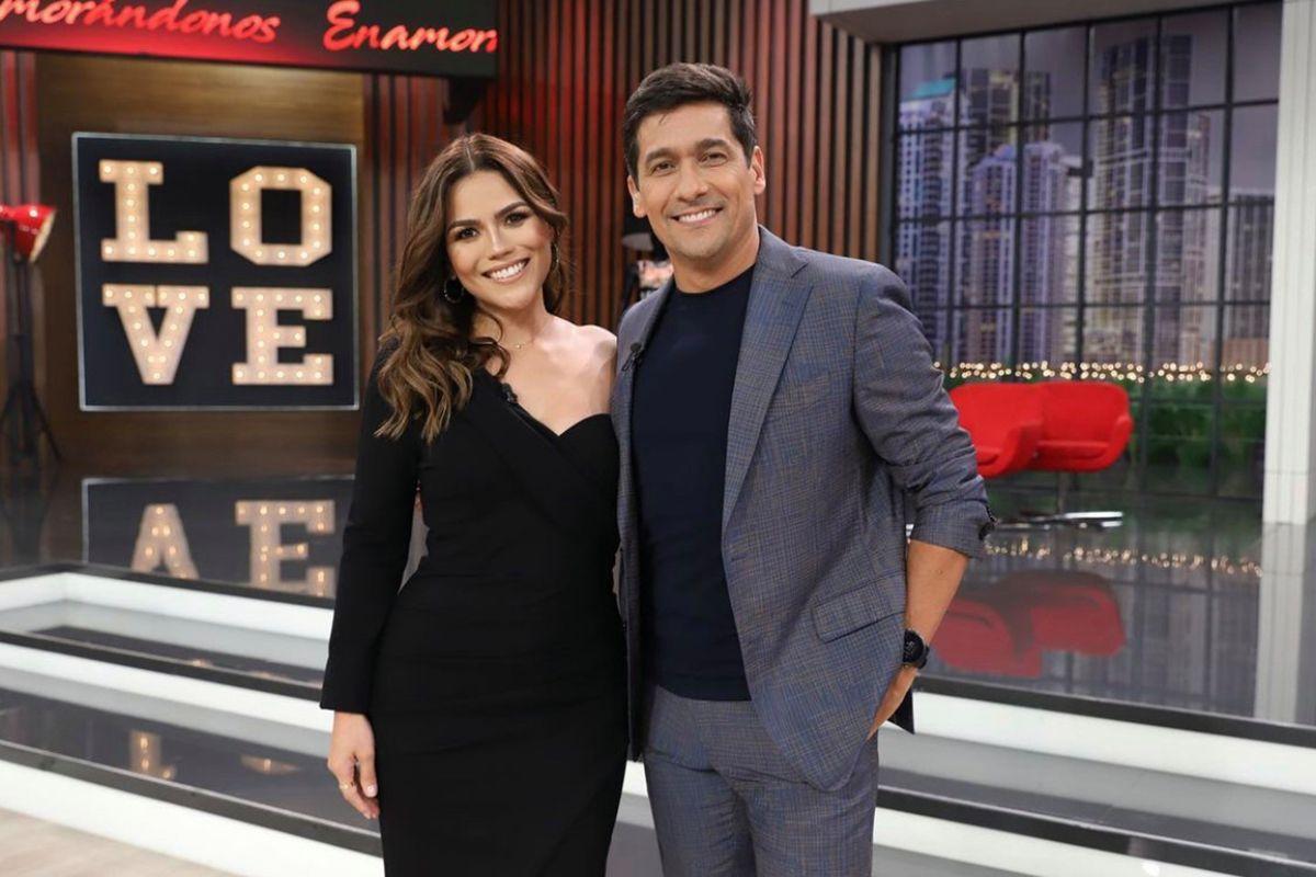 Confirmed! Karina Banda the new presenter of 'Enamorándonos'