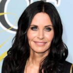 """Courteney Cox and Ed Sheeran recreated a cult dance from """"Friends"""""""
