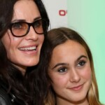 Courteney Cox celebrates her daughter's 17th birthday with an adorable photo