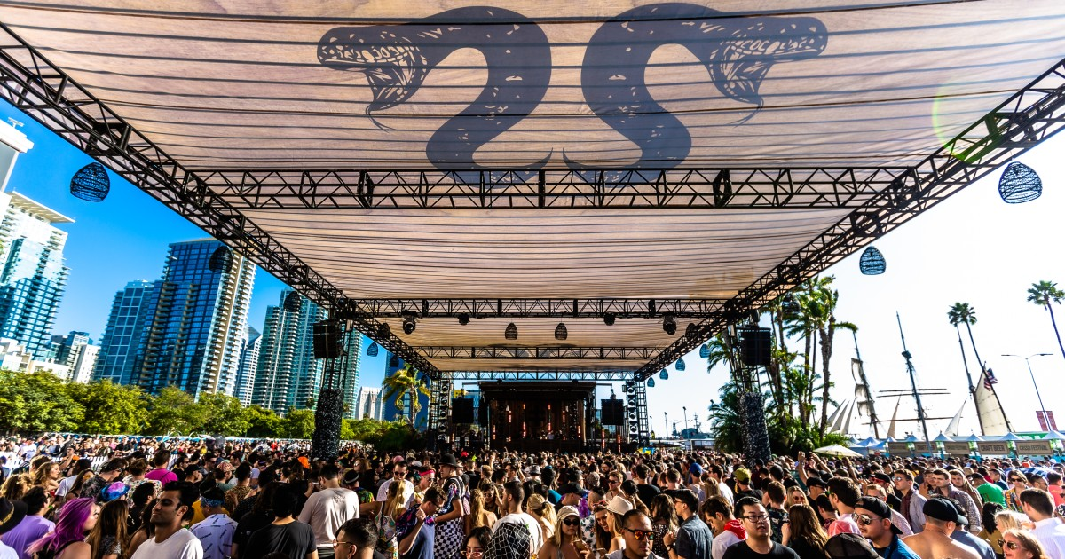 DAY.MVS XL House and Techno Music Festival Debuts in August at Waterfront Park as Prelude to Upcoming CRSSD Fest