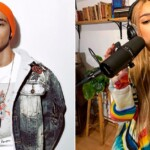 Danna Paola celebrated her birthday next to Álex Hoyer, the singer who could be her new love