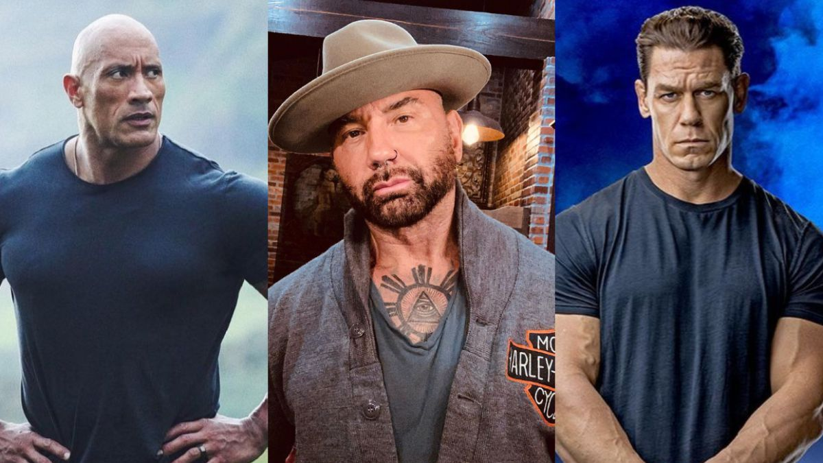 Dave Bautista opens up about making a movie with John