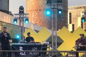 Dollar Selmouni chronicle of his concert in Barcelona 2021