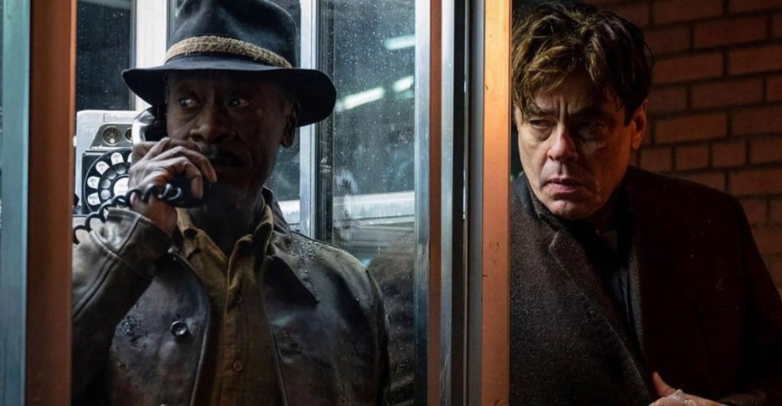 Don Cheadle and Benicio Del Toro orchestrate a robbery in the new trailer for 'No Sudden Move'