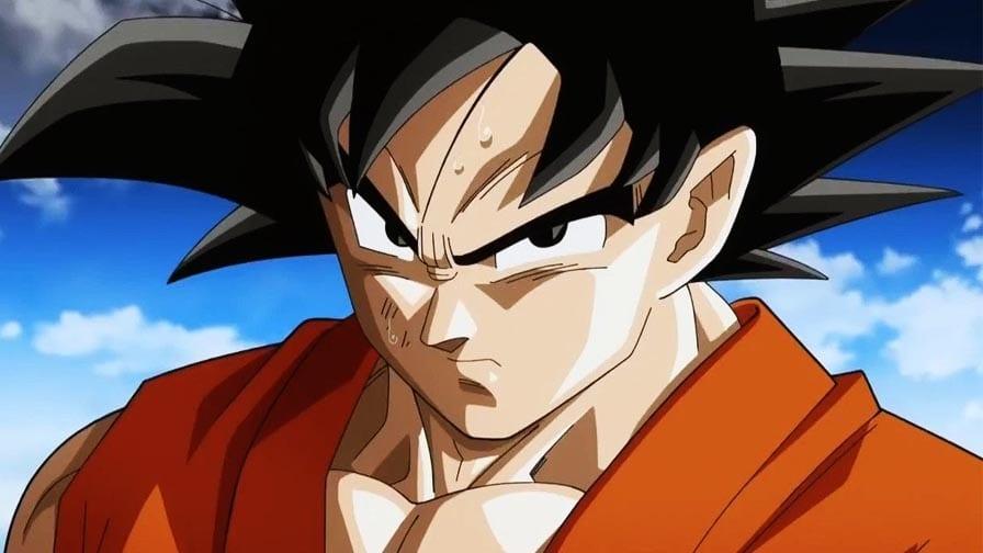 Goku en 'Dragon Ball Super'. Imagen: Toei Animation / Disclosure