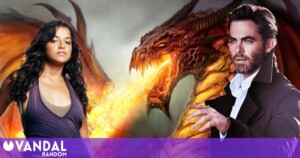 Dungeons Dragons First images of Chris Pine and Michelle