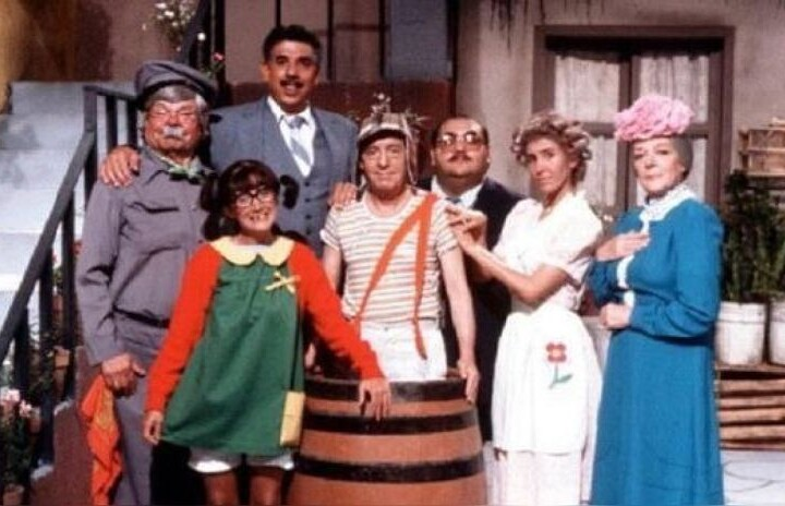 El Chavo del 8 turns 50 Why not celebrate their