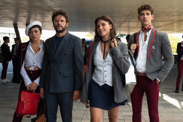 Elite Mencias relationship with Armando according to Martina Cariddi