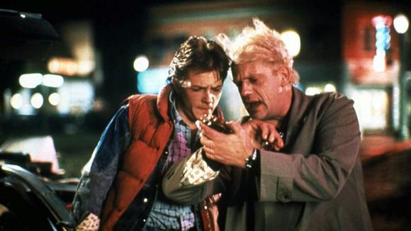 """Trailer for """"Back To The Future"""". (Source: Diffusion)"""