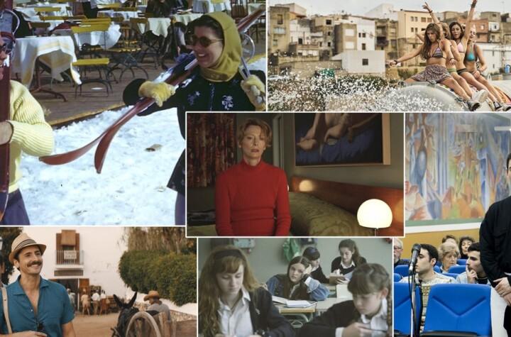 Espanoramas great Spanish cinema invades home screens