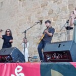 xito del concierto de Anari e Ibil Bedi en el Euskararen Eguna de Olite/Erriberri