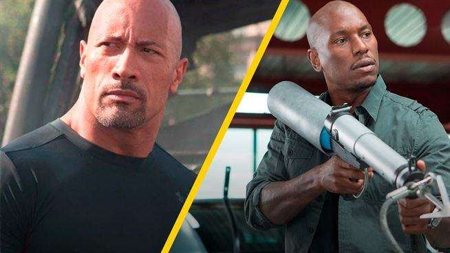 Fast and furious 9 The fight between Dwayne Johnson and