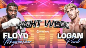 Floyd Mayweather vs Logan Paul: schedule, TV, card and where to see the fight today live online