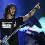 Foo Fighters and their exclusive show for vaccinated: An idea that could be implemented in Chile? - Third