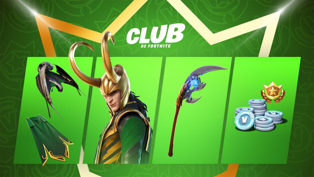 Fortnite dresses up as Marvel and welcomes Loki with this