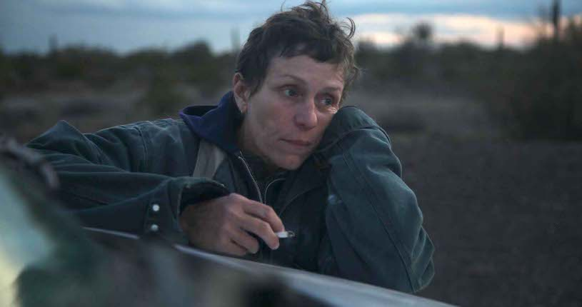 """Frances McDormand: Portrait of a """"Forever Relevant"""" Anti-Muse"""