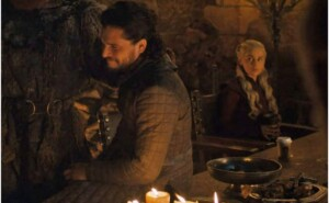 Game of Thrones Emilia Clarke talks about the controversial coffee