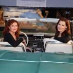 Geena Davis and Susan Sarandon Celebrated 'Thelma & Louise' 30th Anniversary with a Benefit Screening   Cinema   Entertainment