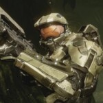 Halo: Alleged Leaked Images From TV Series Show Master Chief   LevelUp