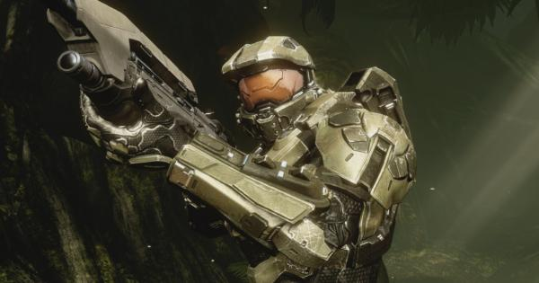 Halo: Alleged Leaked Images From TV Series Show Master Chief | LevelUp