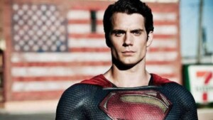Henry Cavill becomes Superman to accompany his nephew to school