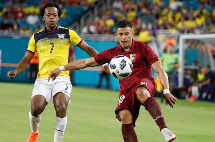 Here TC Television Ecuador Venezuela live on Copa America