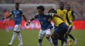 Here TC Television Ecuador vs Colombia live for Copa America