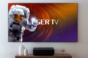 Hisense Laser TV for examination the questions you have sent