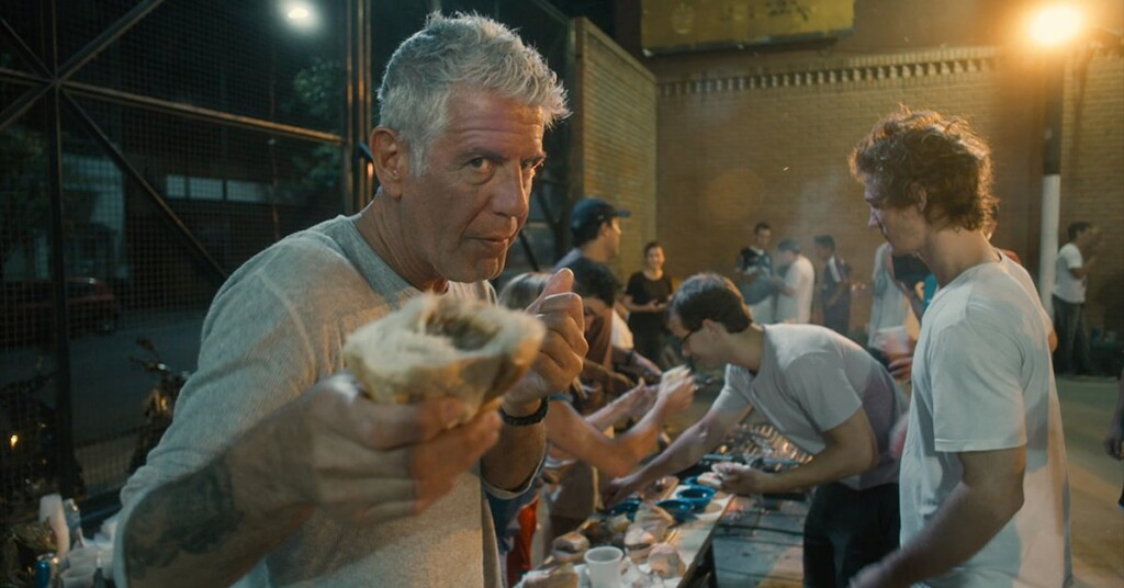 How is Roadrunner the documentary about Anthony Bourdain