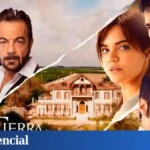 How many chapters does 'Tierra amarga' have, the series that will replace 'Mujer' on Antena 3?
