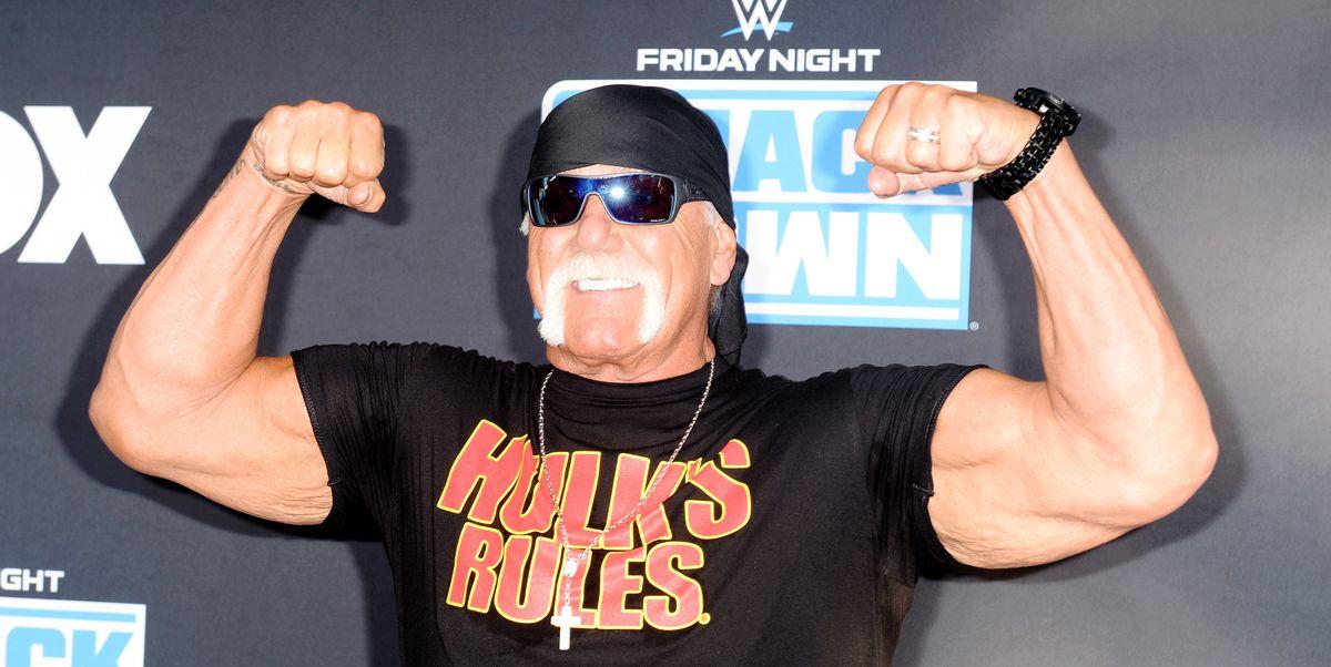 Hulk Hogan reacts to Chris Hemsworth's huge arms in 'Thor 4' photo