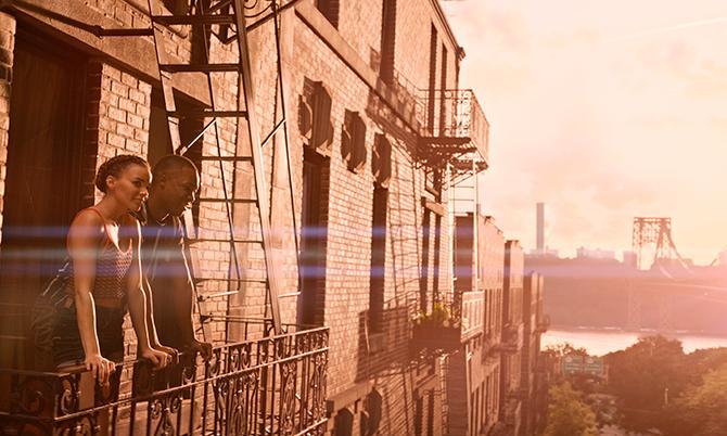 En un barrio de Nueva York (© 2021 Warner Bros. Entertainment Inc. All Rights Reserved.)
