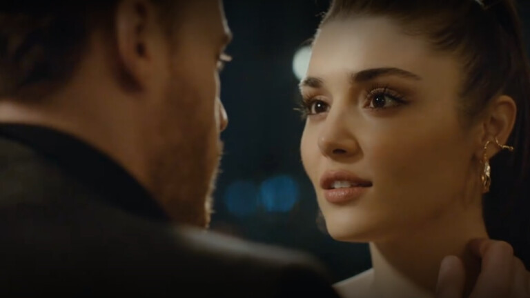 In the next episode of 'Love is in the air': Eda, disappointed after Serkan's unexpected kiss