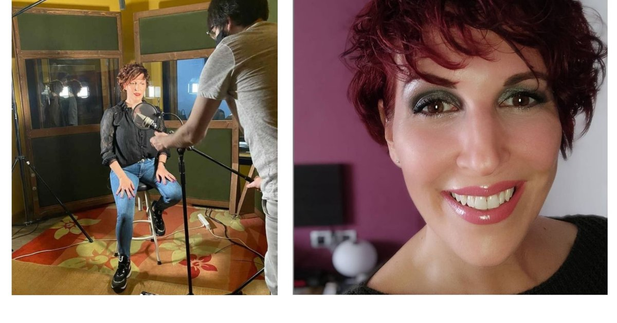 """Iratxe Gómez, the voice of Siri in Spanish: """"I found out on TV that they had chosen me"""""""